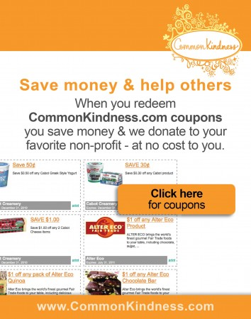 Facebook - printable grocery coupons
