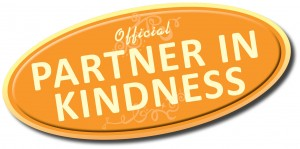 Partner in Kindness Award Badge