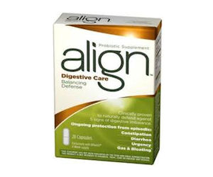 Request a Free Align Probiotic Supplement Sample