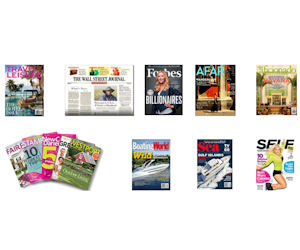 Start a Free RewardsGold Magazine Subscriptions - $40 Value