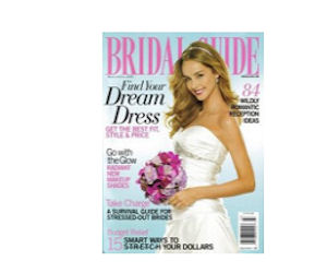 Enjoy a Free Issue of Bridal Guide Magazine