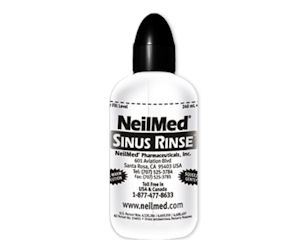 Free NeilMed Sinus Rinse Bottle & 1 Packet with Survey