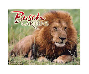 Free Busch Gardens 2-Park Preschool Pass - Kids Ages 3-5 Years