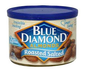 Free Can of Blue Diamond Almonds Everytime the USA Wins Gold!