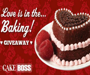 Love is in the Baking Giveaway