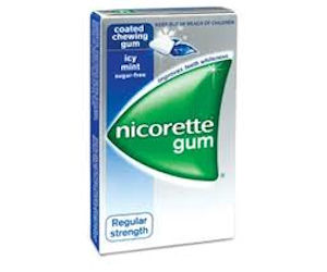 Nicorette - Free 20ct Gum with Coupon at Target
