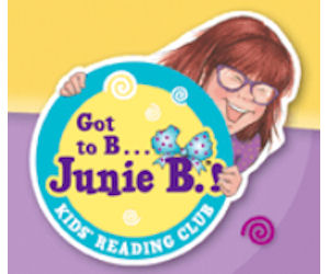 Join the Junie B. Jones Starter Set - 1st 50,000