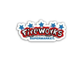 Fireworks Supermarket - 50 Free Firecrackers with Coupon