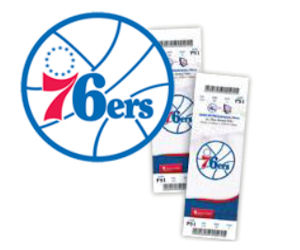 Submit a Photo or Video for 2 Free Philadelphia 76ers Tickets