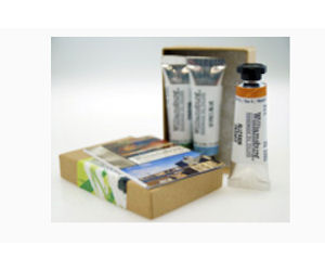 Snag Your Choice of Free Williamsburg Oil Paint Sample Sets