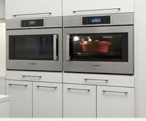 Win a SideOpening Wall Oven by Bosch