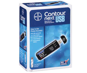 Sign Up for a Free Bayer Contour Next USB Meter