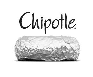 Text for a Free Burrito, Bowl, Salad or Tacos at Chipotle