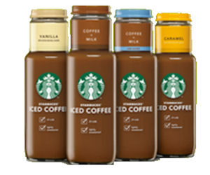 Starbucks Iced Coffee - Free at Walgreens with Coupon
