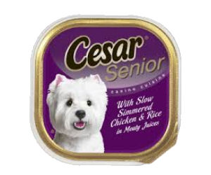 Send Your Friend a Free Cesar Canine Cuisine Dog Food Sample