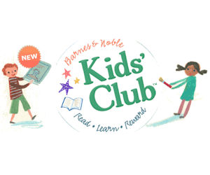 Join the Barnes & Noble Kids Club & for a Free Cupcake & More