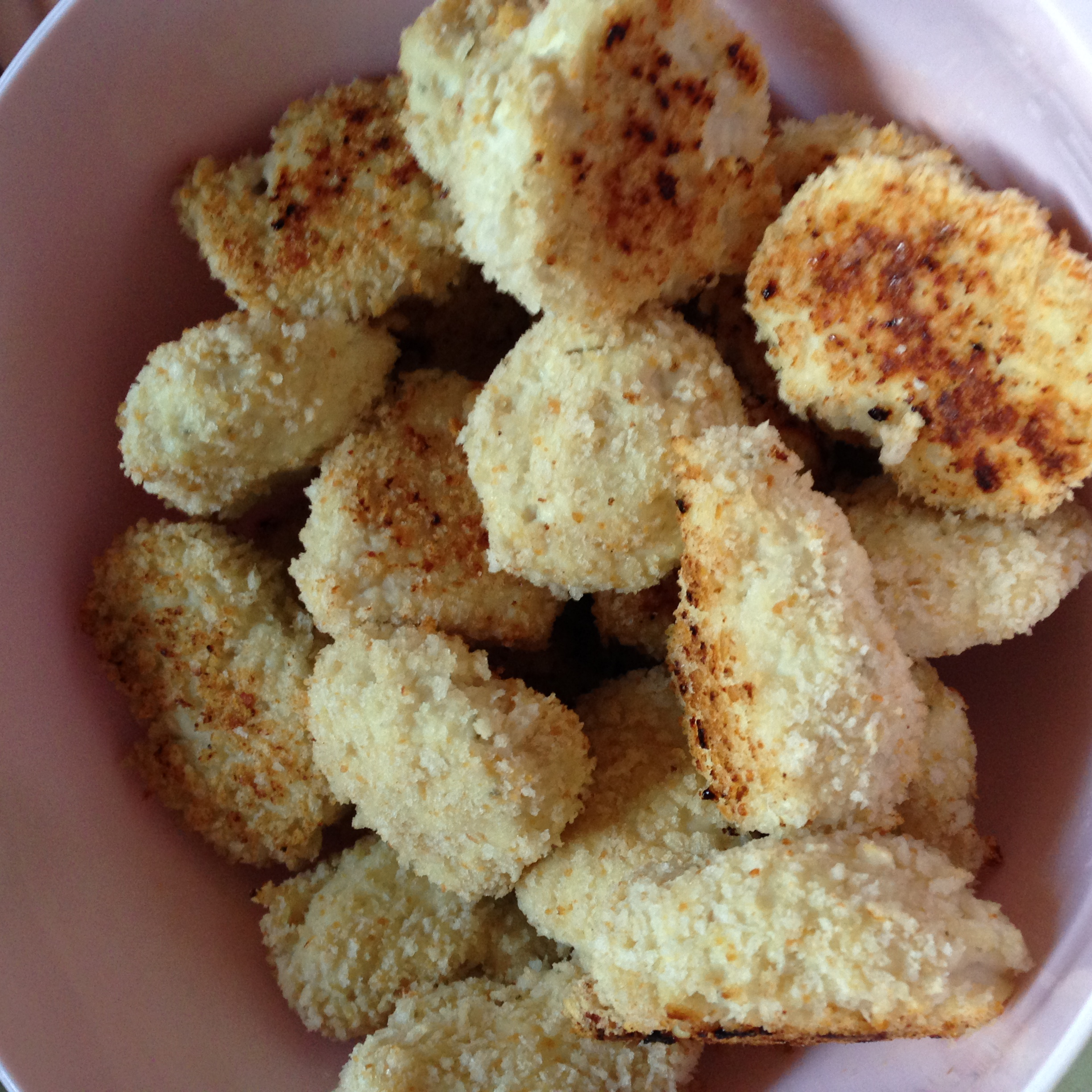 how to make easy chicken nuggets