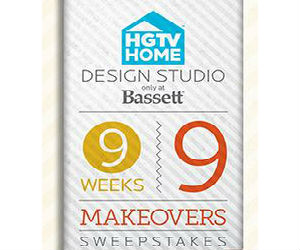Win One of Nine Room Makeovers